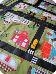 children u0027s road rug play mat toy car roadway large matchbox kids