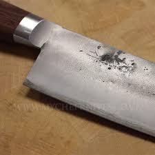 tadafusa nashiji chef knife 18cm bubinga wood handle tadafusa nashiji bubinga chef knife 18cm wooden handle