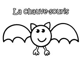 26 dessins de coloriage chauve souris à imprimer