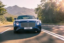 classic bentley continental 2019 bentley continental gt cruises out of crewe automobile magazine