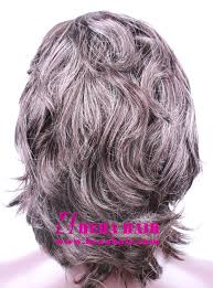 how to blend in gray hair with brown hair short brown blend gray hair full lace wigs