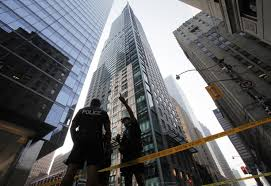 Trump Towers Address After Years Of Problems The Trump Hotel In Toronto Is Put Up For