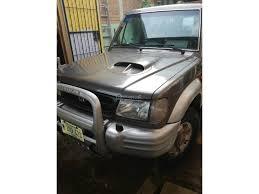 galloper used car hyundai galloper nicaragua 2001 camioneta hyundai