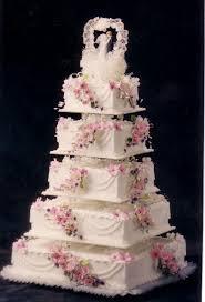 Square Wedding Cakes Square Wedding Cakes Taylor U0027s Bakery