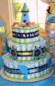 Best 25 Boat Diaper Cake Ideas On Pinterest Nautical Baby Baby