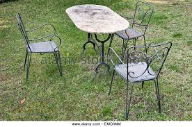 Tuscany Outdoor Furniture by Wrought Iron Garden Furniture Stock Photos U0026 Wrought Iron Garden