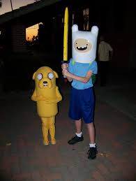 Adventure Halloween Costume Dad Builds Kids Awesome Finn Jake Costume Halloween
