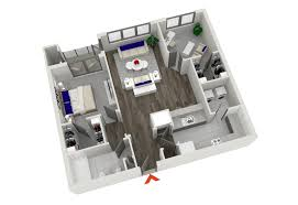 One Bedroom Apartment Floor Plans by One Bedroom Apartments In Atlanta Mattress