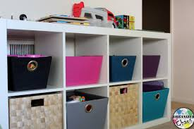 Living Room Toy Storage Mommy Monday Organizing Toys For Preschoolers Organized Chaos
