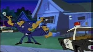 a pup named scooby doo image dxrd caption of coolsville police officers looking for the