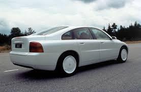 1992 volvo 1992 volvo ecc concept 10 ran when parked