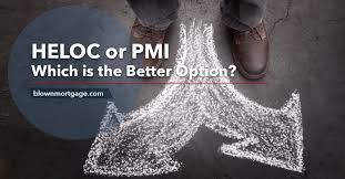 What Does Heloc Stand For by Heloc Or Pmi Which Is The Better Option Blown Mortgage