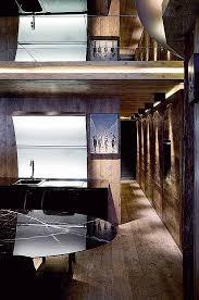 chalet cuisine céruser un meuble en bois awesome chalet chardon contemporain