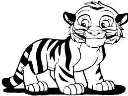 coloring page tiger paw tigers coloring pages tiger coloring pages packed with small cute