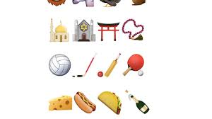 champagne iphone emoji apple has an incredible lineup of new emoji including cheese and a