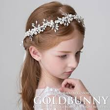 kids hair accessories dress shop goldbunny rakuten global market children s hair