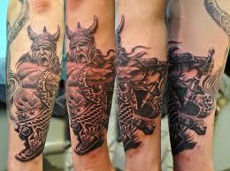 awesome grey ink viking sleeve jpg 1600 1197 tattoos