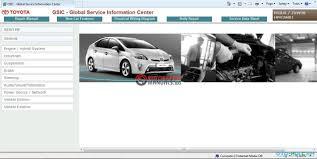free auto repair manual gsic toyota prius zvw30 2009