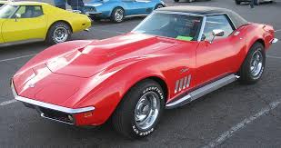 1969 convertible corvette vettefacts com information facts statistics and production
