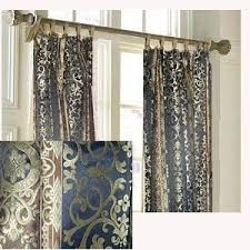 Thermal Pinch Pleat Drapes Amazon Com Jc Penney Collection Thermal Pinch Pleated Jacquard
