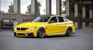 Bmw M3 Yellow 2016 - anyone else want an ubermacht car that you can customize in