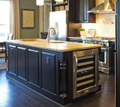kitchen island with refrigerator wine cooler kitchen island search kitchen island