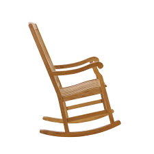 Rocking Chair Teak Wood Rocking Amazon Com Southern Enterprises Teak Wood Porch Rocking Chair