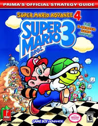 super mario bros 3 super mario advance 4 prima u0027s official