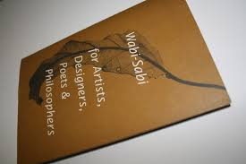 Wabi Sabi Book Design Context Book Design