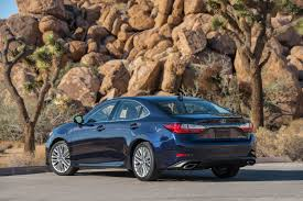 lexus sedan 2016 2016 lexus es 350 review with video u2013 family wheels
