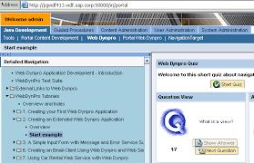 tutorial java web dynpro new sles and tutorials for web dynpro programming sap blogs