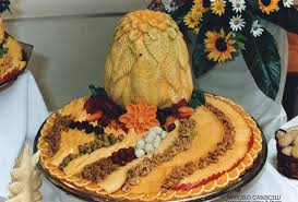 thanksgiving vegetable tray a festive treat nita s