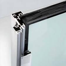 jambs aluminium partitions sliding doors grates glazing fixtures