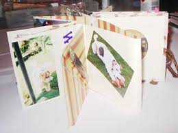 dog photo albums handmade dog mini album keepsake make your mini scrapbook