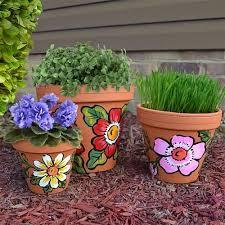 Outdoor Garden Crafts - 419 best garden crafts diy handmade outside images on pinterest