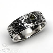 the cartel wedding band moldavite rings archives