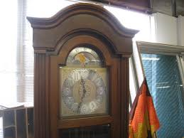 Grandmother Clock Interior Classic Howard Miller Grandfather Clock For Your Family