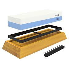 how to choose the best sharpening stone for your knives