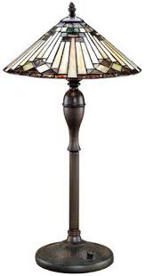 tiffany mission style table ls lite source ls 3212 moonst ruck tiffany table lamp click image