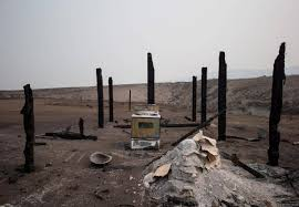 Wildfire Bc Clinton by Cattle Ranchers Take Stock Of Losses From British Columbia
