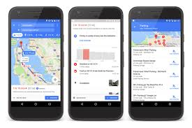 Portland Oregon Google Maps by Google Maps Will Help You Park In 25 More Cities