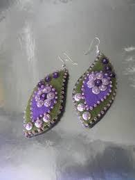 felt earrings felt earrings crafts with felt felting craft and