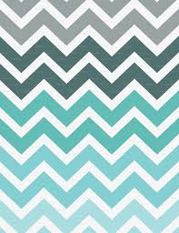 Blue Ombre Wallpaper by