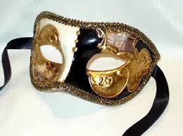 venetian mask men venetian black gold insignia masks murano glass jewelry