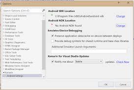 preserve data when deploying xamarin android daniel hindrikes