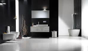 Bathroom Ideas Black And White Colors Black And White Bathroom Elegant Alternative