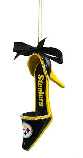 nfl pittsburgh steelers high heel shoe