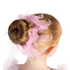 hair scrunchie babyballet