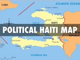 Haiti Map Mon Pays Francophone Haiti By Lisvet Barajas