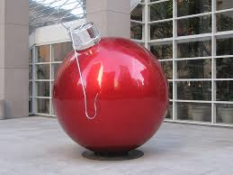 best image of giant outdoor christmas ornaments all can download